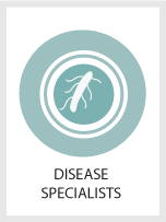 Treat Systems Stakeholder Disease specialists